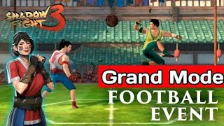 Ball Game Fest Event || Shadow Fight 3 || Mad Gamer