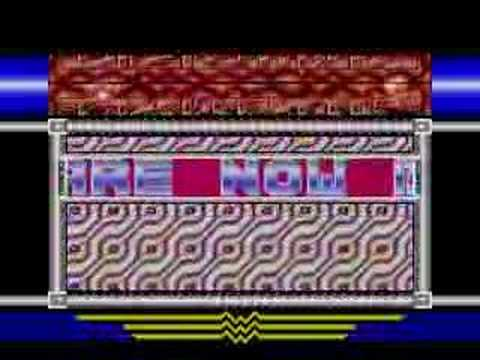The BOF Demo - Delirious Demo 2 - Overlanders (Atari ST) #2