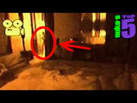 Real Aliens Caught on Tape? The 5 Best Alien Videos