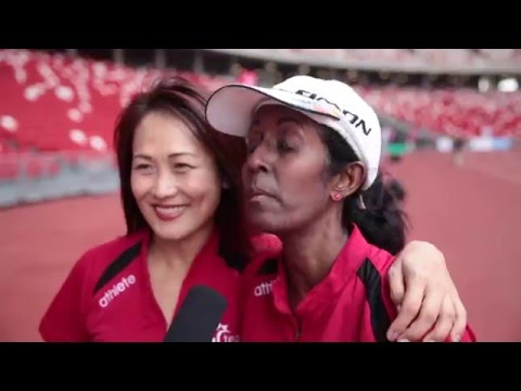 ActiveSG Athletics Club - Building a Solid Foundation with Team Singapore
