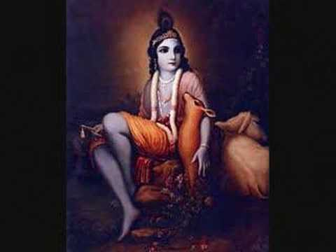 God is Love - Om Namo Bhagavate Vasudevaya - Hare Krishna Mantra...