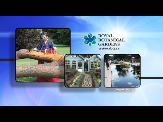 Royal Botanical Gardens - Summer 2012 TV