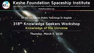 318th Knowledge Seekers Workshop March 5, 2020