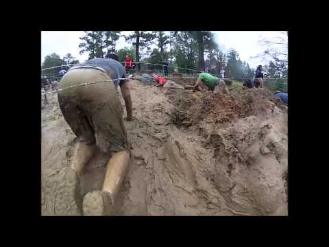 Spartan Race 10/19/2013 - Muddy Joe's Kiln, MS - GoPro