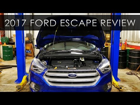 Review | 2017 Ford Escape | When Reviews Go Wrong