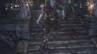 PS4 Games Bloodborne Live