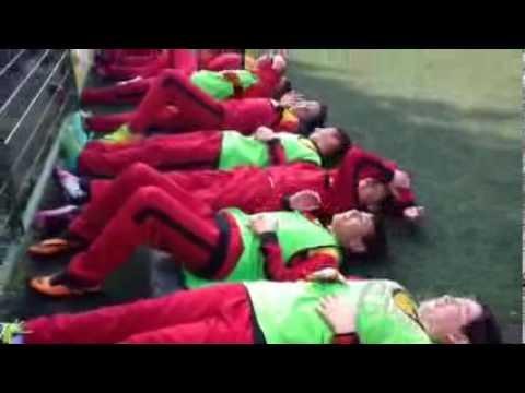 Aslantepe Futbol Akademi | U-13 Antrenman Sonu