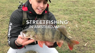 JLpikeBUSTERS NL - Streetfishing in Amsterdam #3