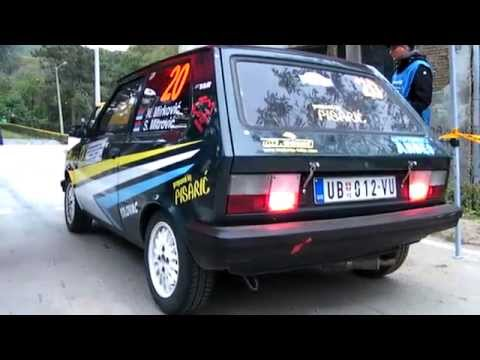 5.Beogradski Rally Memorijal Mirko Matrinovic ZA NASEG SAMPIONA Mirko No.1