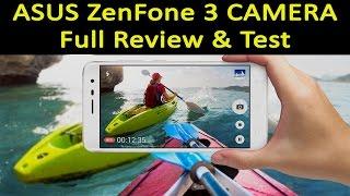 Asus Zenfone 3 обзор камеры подробный Модель ZE520KL