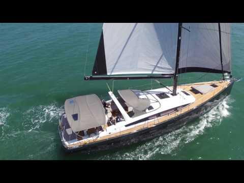 2017 Jeanneau 64 Yacht.