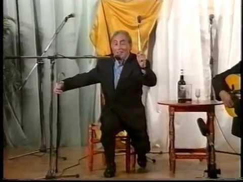 CURRO LUCENA ( Soleá Apolá ) Guit: Quique Paredes 1995