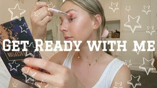 Get Ready With Me |  Friend's Graduation
