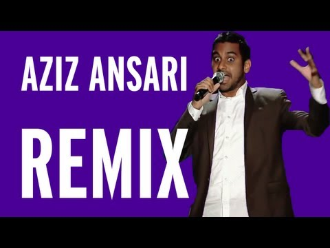 Mike Relm: Aziz Ansari Remixed