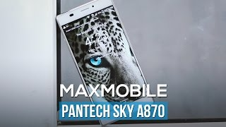 Lookback #11 - Sky Vega Iron A870 - Người sắt huyền thoại của Pantech