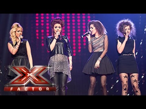 4U (When Love Takes Over - Kelly Rowland) - X Factor Adria - LIVE 5