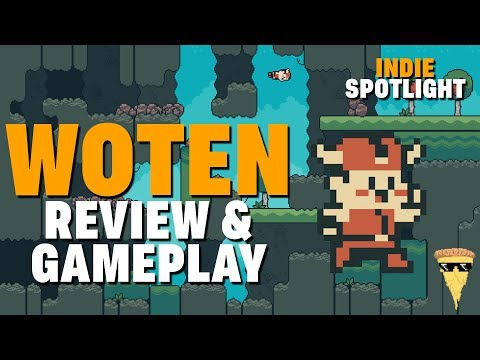 Woten Review and Gameplay | Indie Game Spotlight
