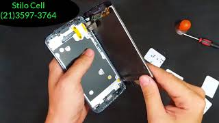 Moto G5 Plus como abrir