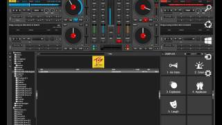 download lagu Lean Back - Instrumental Virtual Dj gratis