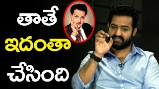 Jr NTR about Jai Lava Kusa Movie Title | Jai Lava Kusa Team Interview | Rashi Kanna | Nivetha | TTM