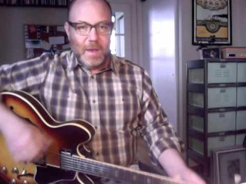 50 Low-Down Rhythm Licks - #5 Honky Tonk Women - Guitar Lesson - Adam Levy
