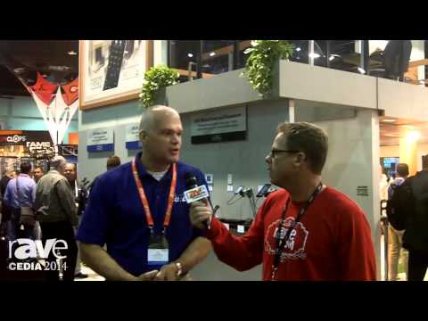CEDIA 2014: Gary Kayye Talks to URC's Andre Lalande About New Products, CEDIA Expo