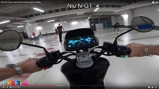 Niu N-GT & M+ | first test drive ever & close-up details