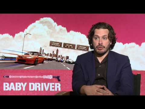 Baby Driver: Director Edgar Wright Official Movie Interview