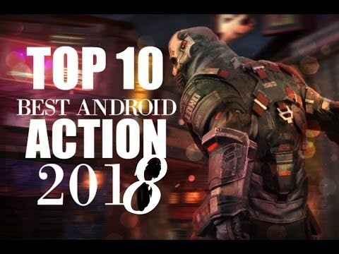 Top 10 BEST ANDROID GAMES FULL HD / 2018