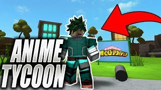 DETROIT SMASH! | New Anime Tycoon Game in Roblox | iBeMaine