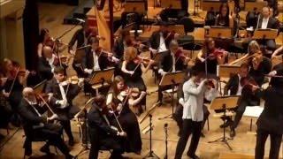 Evandro Matté | OSPA | Concerto violino n° 3 em si menor, OP. 61 | Camille Saint - Saëns | Yang Liu