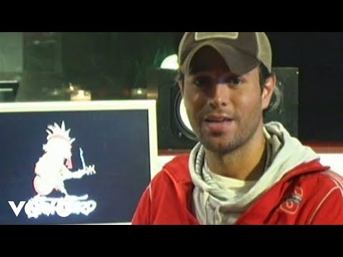 Sonerie telefon » Enrique Iglesias – The Making Of Euphoria (Part 2)