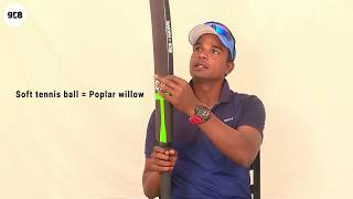 How to choose  best bat for tennis cricket? सबसे अच्छा बैट कैसे ले  Explained by Krishna Satpute.
