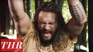 Khal Drogo (But Really Jason Momoa) Plays