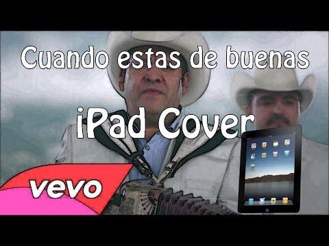 Pesado - Cuando Estas De Buenas Ipad Cover. Acordeón Accordion. video