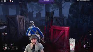 ESCAPING A GREAT NURSE! - Dead by Daylight!