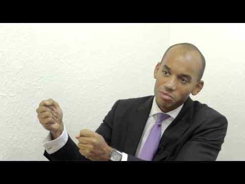 Chuka Umunna on the economy, businesses, and his role as a London MP