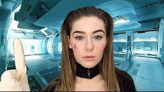 [ASMR] Fixing You Sci-Fi Medical Exam