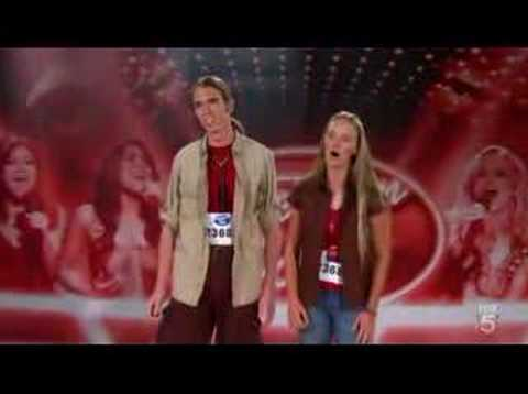american idol season 7 auditon ep 2