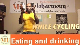 When to eat & drink while cycling - On-Bike Cycling Nutrition