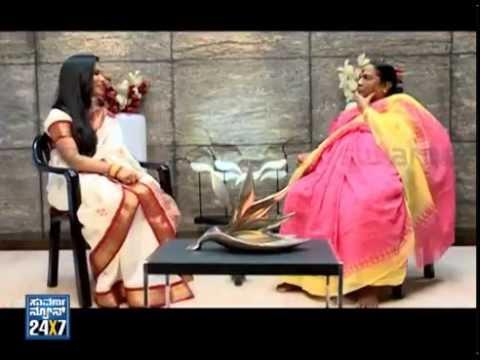 Parvathamma Rajkumar talks to SuvarnaNews watch on 01 nov 14 | Vajreshwari combines Exclusive
