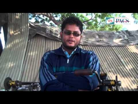 No facilty for Physically Handicapped Rusatm Nagar, Uttar Pradesh— Video Volunteer Waseem reports