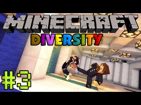 Minecraft Diversity #3 - Побег