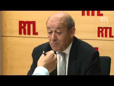 """""""Les menaces sont permanentes"""", dit Jean-Yves Le Drian"""