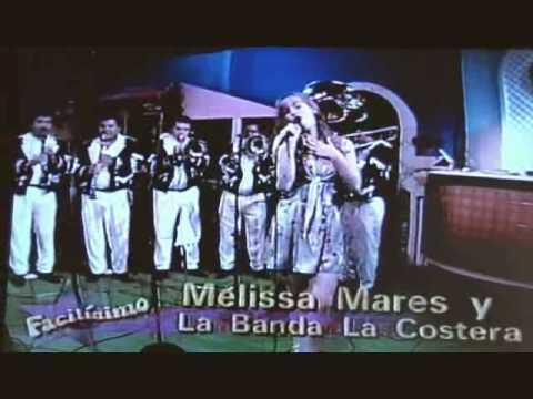 Melissa Mares Con Banda La Costera (Banda Costa Grande)