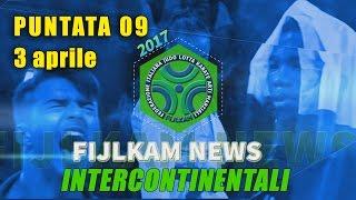 FIJLKAM NEWS 09 - INTERCONTINENTALI