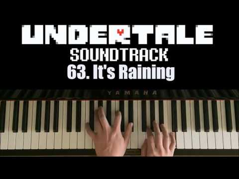 Misc Computer Games - Undertale - Its Raining Somewhere Else