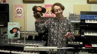 "Kunitech Music238""Cheburashika Song"""