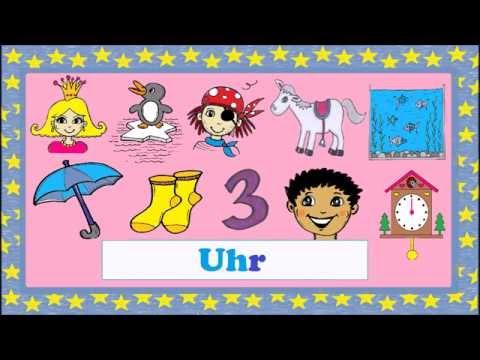 ABC - German pronunciation