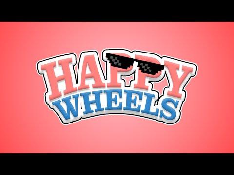 CIEMNA STRONA MIKOŁAJA! - Happy Wheels #10